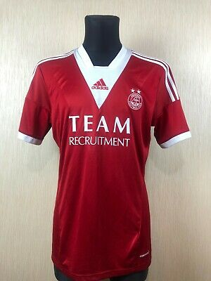 ABERDEEN FC 2013/2014 SMITH HOME FOOTBALL SOCCER JERSEY SHIRT FORMOTION SIZE XL, used for sale  Shipping to Canada