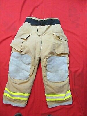 Mfg. 2011 Globe Gxtreme 36 X 30 Firefighter Turnout Bunker Pants Fire Rescue