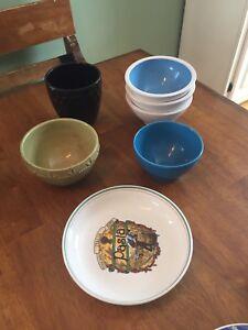 Bol cuisine plats pot