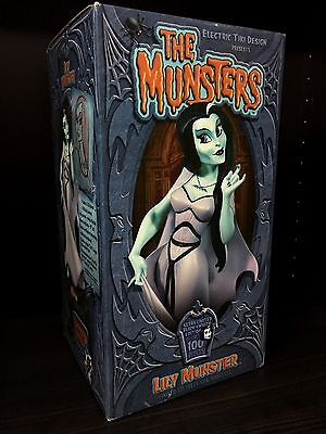 Electric Tiki LILY MUNSTER Maquette Statue Sideshow Exclusive Sample Limited 100
