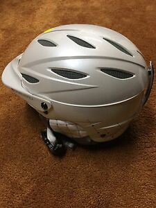2 ski helmets for sale