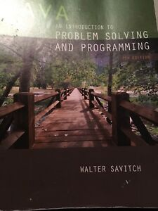 Java introduction to problem solving and programming 7th edition