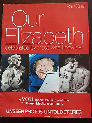 Collector's Item -'OUR ELIZABETH' - Part One - Unseen Photos, Untold Stories