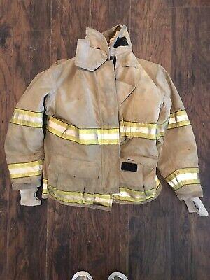 Globe Firefighter Turnout Gear Jacket Coat 44x32