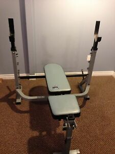 Bench Strength Trainer