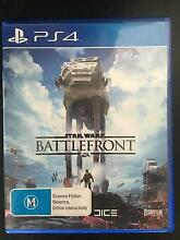 Ps4 Star wars battlefront Fortitude Valley Brisbane North East Preview