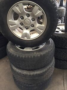 MAZDA tyres and rims- 215/170R15C -8PR Rocklea Brisbane South West Preview