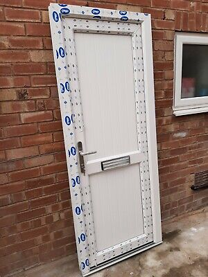 White Upvc door BRAND NEW