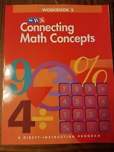 SRA Connecting Math Concepts Workbook 2 Level A, 2003