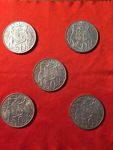 1966 50 cent coins Butler Wanneroo Area Preview
