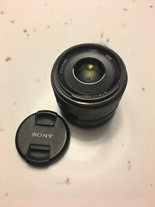 Sony 35mm f1.8 E-Mount SEL35F18