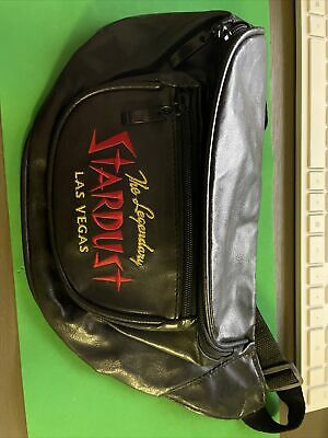 Stardust Hotel Waist Pouch Fanny Pack Rare Mew Never Used