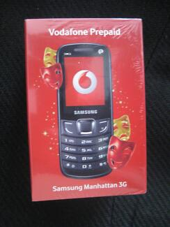 Brand New Samsung Manhattan 3G Mobile in Sealed Box