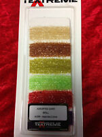 Assorted Card Brill Assorted Colours Fly Tying Material - unbranded - ebay.co.uk