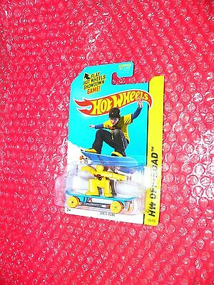 2014 Hot Wheels  HW Off-Road  Skate Punk #123/250  BFD10-09B0N