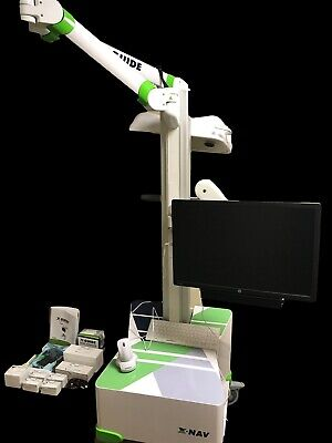 X-nav Technologies X-guide Dynamic 3d Navigation System For Implant Surgery