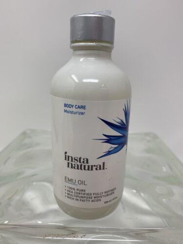 Insta Natural Emu Oil 100% Pure Body Treatment Multipurpose