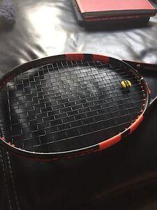 3 raquettes de tennis à vendre suite à blessure