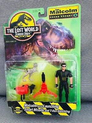 Jurassic Park Lost World Ian Malcolm Chaos Expert