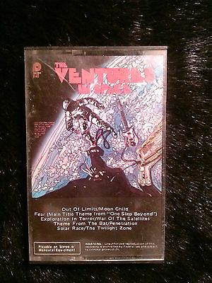 ~USED~ The Adventures In Space: Adventurers   Cassette Tape