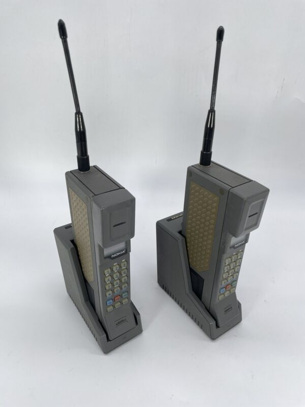 Vintage Nokia P-30 The Original 80