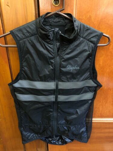 New Rapha Brevet Insulated Gilet Size Small