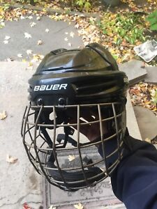 Casque de Hockey (helmet) Bauer