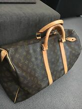 Authentic Louis Vuitton Keepall 50 duffle bag Surry Hills Inner Sydney Preview