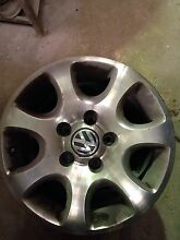 VW Touareg  wheels Welshpool Canning Area Preview