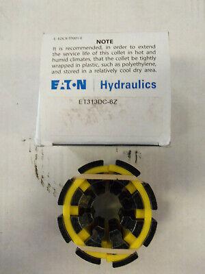 New Eaton Weatherhead Z Series Hydraulic Hose Crimper Die Et313dc-6z