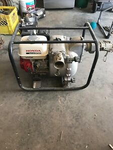 "2"" HONDA TRASH PUMP"