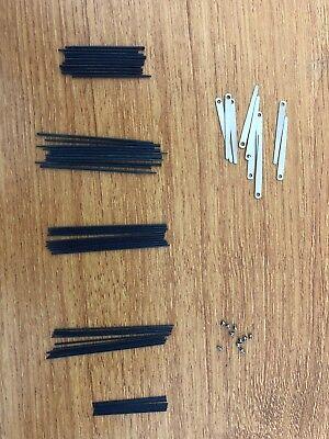 - Sax Repair Parts! 70pcs Springs and Screws! Soprano Alto Tenor Bari