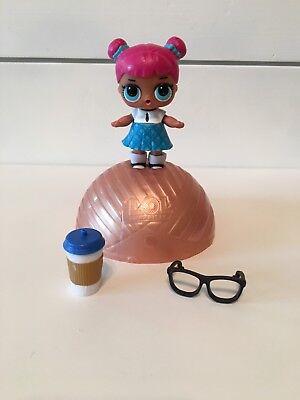 New Lol Surprise Doll Ball 7 Layers Of Fun L O L Dolls Teachers Pet Glasses Cup