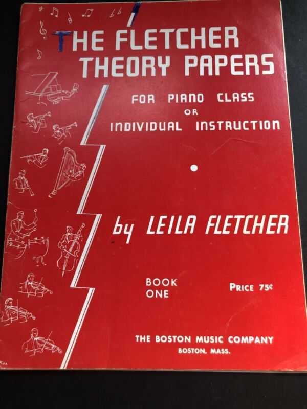The Fletcher Theory Papers