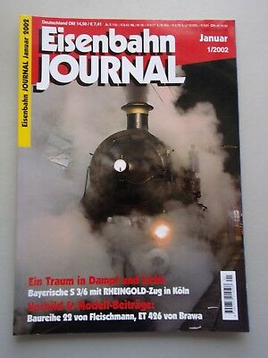 2 Hefte Eisenbahn Journal 5/2011 + Eisenbahn Journal 1/2002
