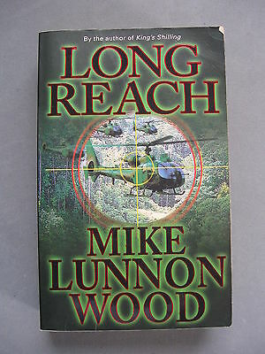 Mike Lunnon Wood: LONG REACH [Paperback]