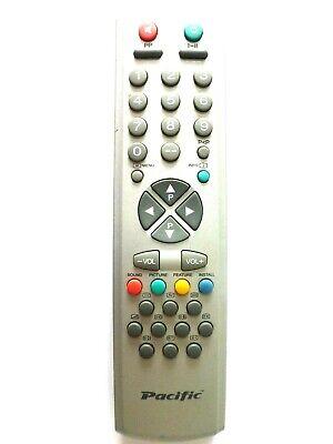 GENUINE ORIGINAL PACIFIC 2040 TV REMOTE CONTROL