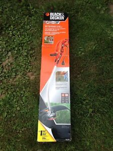 Black and Decker weed eater