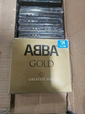 ABBA - Gold: Greatest Hits [40th Anniv. Edition Digipak](3 CD, 2014, Polar) NEW