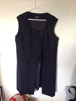 NNT work dress, size 18, navy blue Berowra Hornsby Area Preview