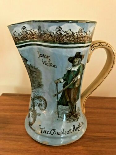 ROYAL DOULTON ISACC WALTON ANTIQUE TANKARD