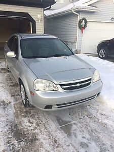 Chevy optra 04