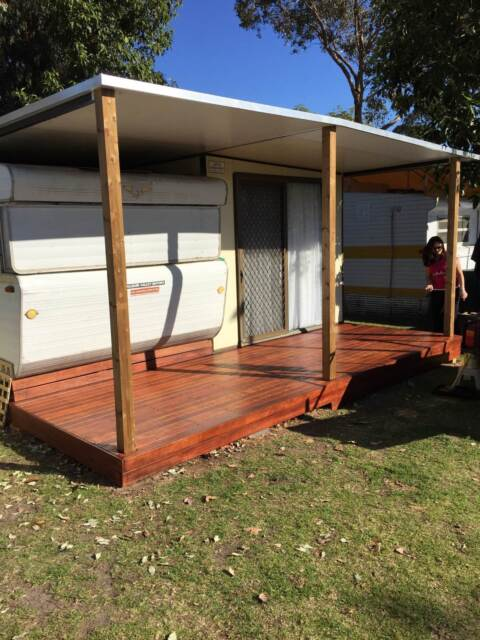 f01aff2937 On site Caravan at Lakes Entrance -    PRICE REDUCED ...
