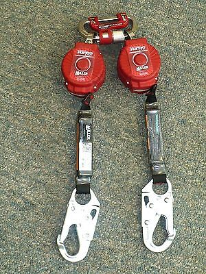 Miller G2 Twin Turbo Lite Personal Fall Limiter, 6 Ft- Free Shipping