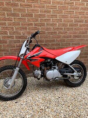Honda crf70  2009 kids dirt bike
