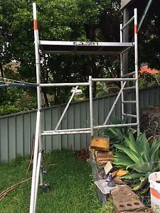 Scaffolding Adamstown Heights Newcastle Area Preview