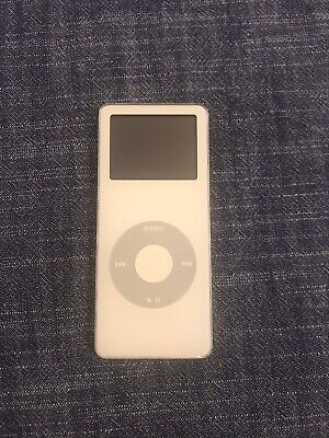 Apple iPod Nano A1137 2GB - Bianco