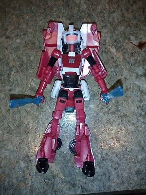 TRANSFORMERS animated series ARCEE figure female AUTOBOT car toy TRU exclusive
