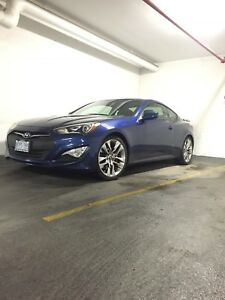 2015 Genesis coupe 3.8 r spec