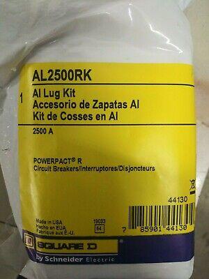 Square D AL2500RK Lug Kit for R Frame Circuit (Breakers Lug Kit)
